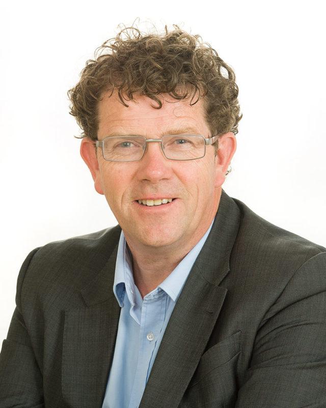 Ian Quayle, CEO
